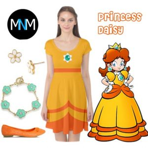 f81191e8b2 princess daisy Archives - Much Needed Merch