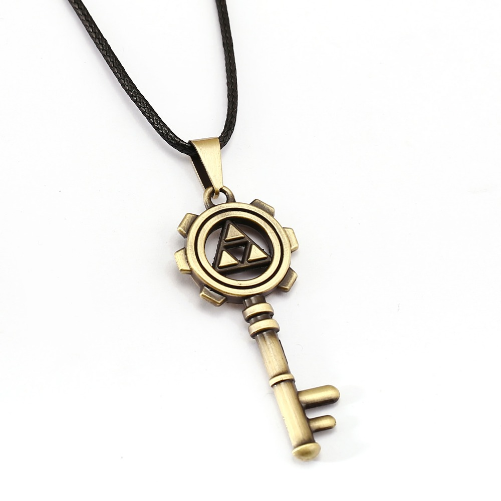 Boss Key Necklace -